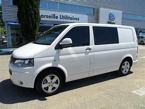 Transporter 5 Places : marseille utilitaire vendu un transporter tdi 180 ch dsg7 volkswagen utilitaires transform ~ Gottalentnigeria.com Avis de Voitures