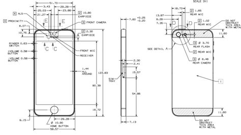 iphone schematics diagram  imobilecat