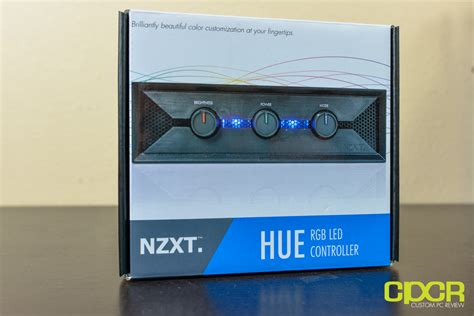 best pc case lighting nzxt hue review one size fits all rgb led case lighting