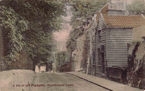 Highgate Postcards Hornsey Historical Society