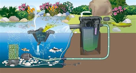oase filtomatic pond filters swell uk