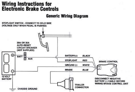 Tekonsha Voyager Wiring Diagram Fuse