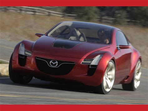 Car And Car Zone Mazda Kabura Concept Car New Cars Car