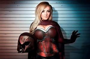 Lady Magneto Cosplay by Jessica Nigri