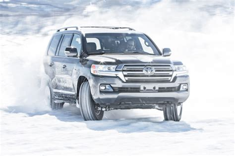 toyota land cruiser  review prices specs toyota