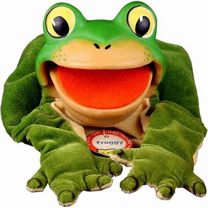 Mouth Early Froggy Steiff Puppet Frog