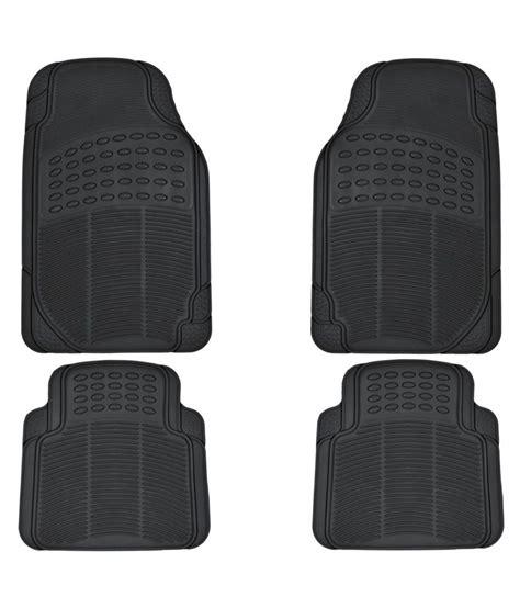 floor mats price in india kingsway black rubber floor mats for toyota etios set of 4 buy kingsway black rubber floor