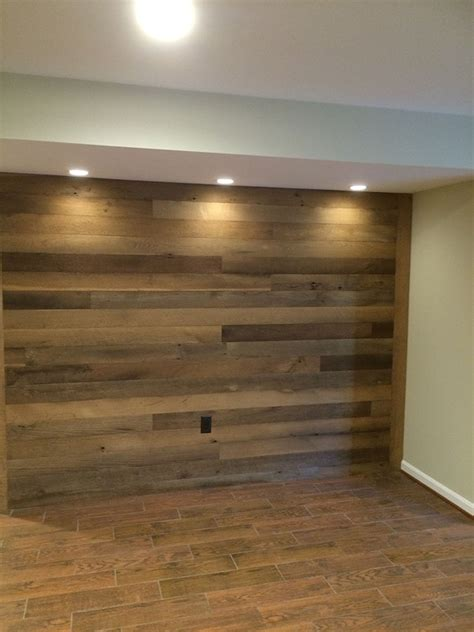 Reclaimed Shiplap by Shiplap Paneling And Reclaimed Wood Trim Shenandoah