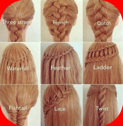 kinds  names  hairstyles hairstyles