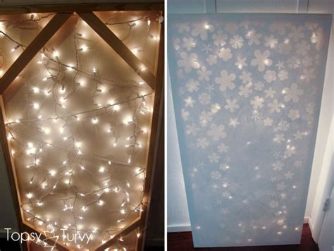 lit up canvas wall decor elmers for less ashlee