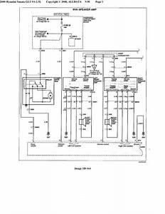 2000 Hyundai Elantra Wiring Diagram
