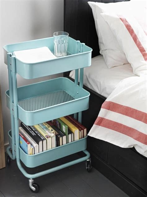 Ikea Bedroom Table by Nine Genius Bedside Table Ideas From Daily