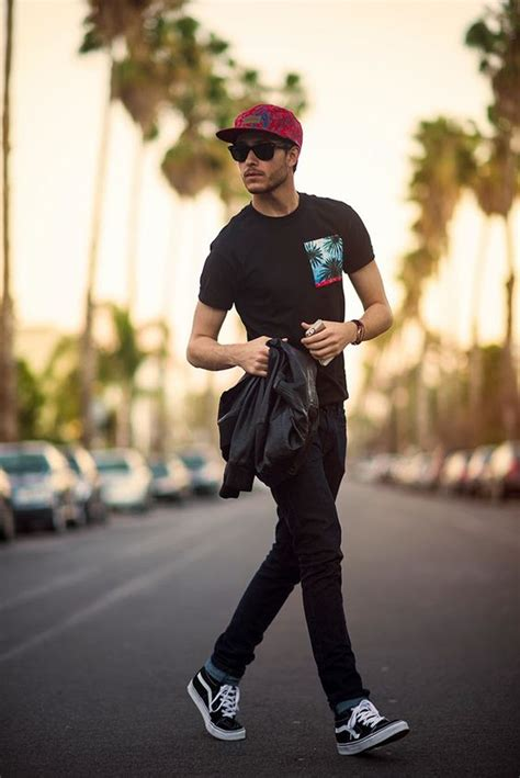 Men Street Style Outfits For Cool Guys