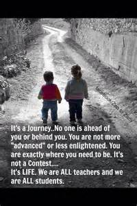 Quotes About Life as a Journey