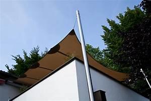 Terrassen Sonnenschutz Elektrisch : pin von c4sun gmbh auf square4sun high end sonnensegel in 2019 pinterest dachterrasse ~ Orissabook.com Haus und Dekorationen