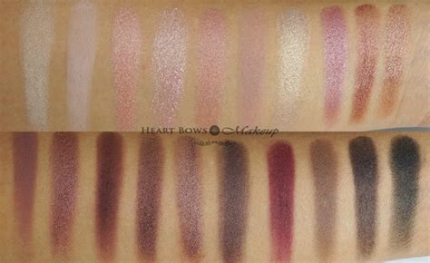 coastal scents revealed  palette review swatches price