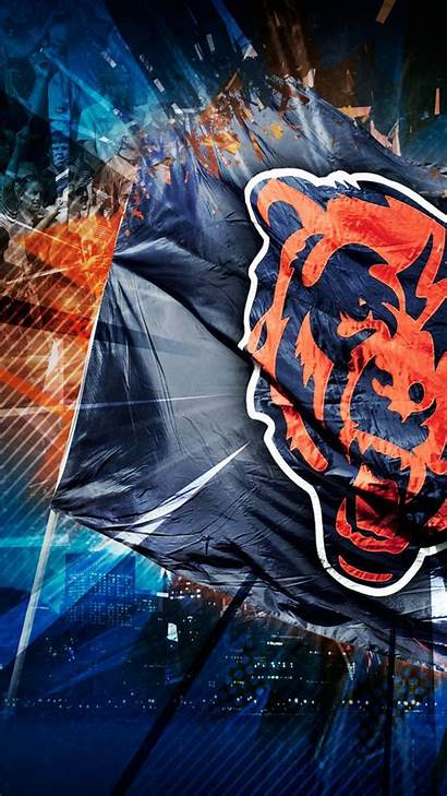Bears Chicago Iphone Screen Wallpapers Nfl Resolution