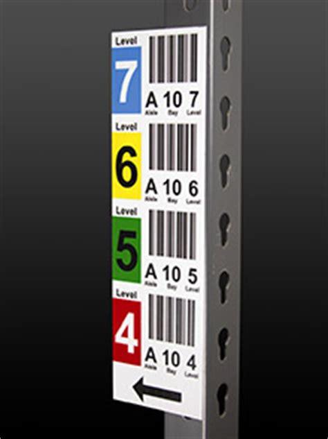 warehouse rack labels warehouse barcode menu labels arrow labels barcode printer supply