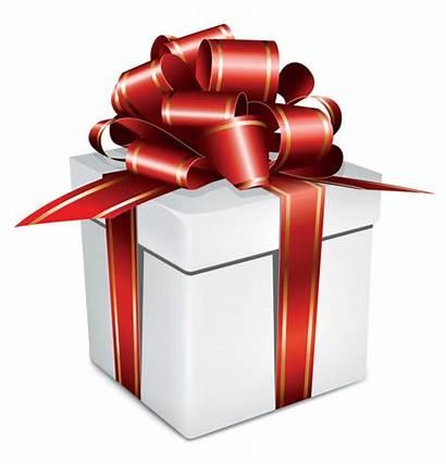 Gift Box Vector Boxes Pom Chocolate Ribbon