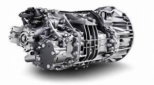 Detroit Diesel Corporation D12 Engine In Transmissions