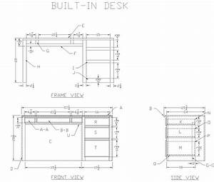 Home Ideas » Building Desk Plans