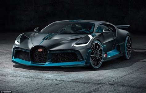 The Bugatti Made by Bugatti Unveils Its Divo Supercar Which Costs 163 4