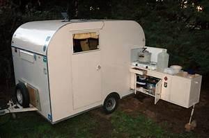 Fabriquer Mini Caravane : vintage caravaning aux usa page 1 autres articles cartes postales photos vid os divers ~ Melissatoandfro.com Idées de Décoration