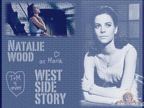 natalie wood images west side story hd wallpaper  background