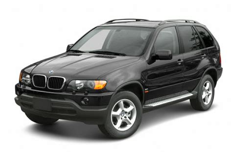 2003 Bmw X5 Overview Carscom