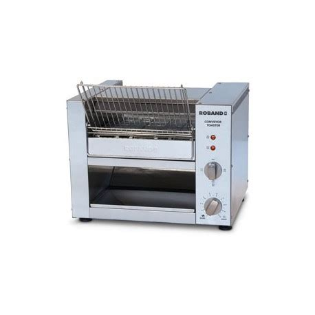 used commercial toaster roband tcr15 conveyor toaster used
