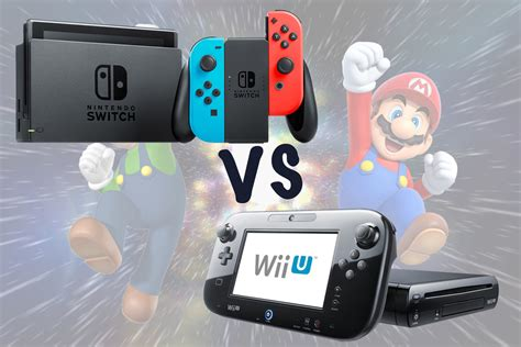 nintendo switch  wii  whats  difference gearopen
