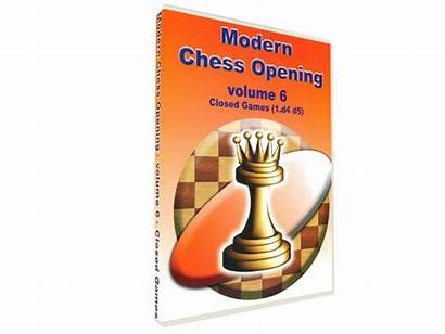 Chess Modern Opening D5 D4 Closed Games