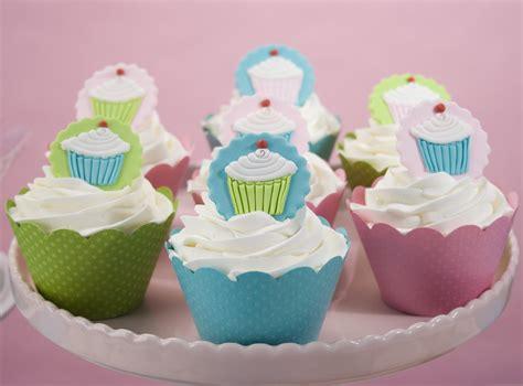 Cupcake Birthday Party Theme
