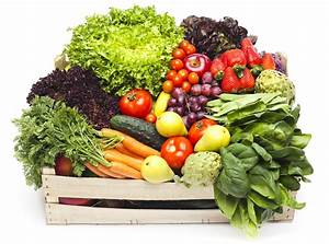 Boost Your Vegetables And Fruit: To Get More Fibre Each Day
