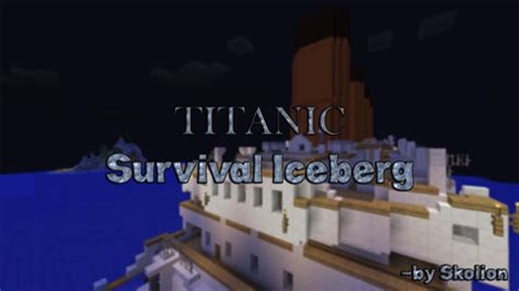 minecraft titanic sinking survival titanic survival map 9minecraft net