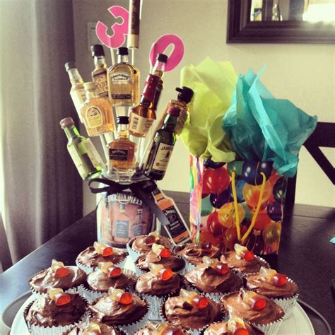 dirty 30 centerpiece parties & celebrations Pinterest