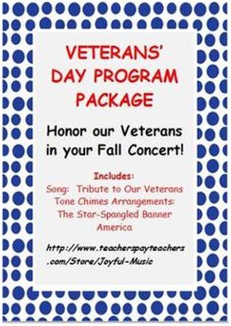 veterans day program 1000 images about school veterans day on veterans day spangled banner