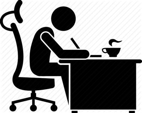 Boss, Coffee, Contract, Office, Signing, Table, Working Icon