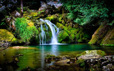 Beautiful Waterfalls Hd Wallpapers Free Download
