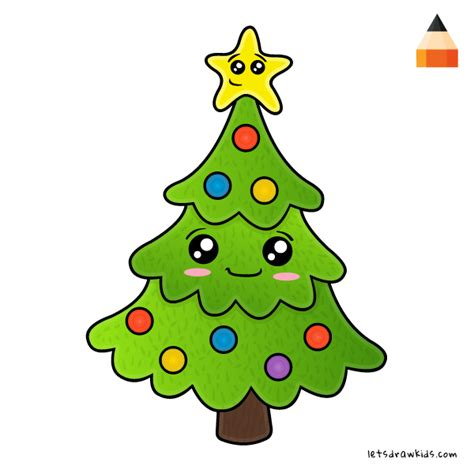 how to draw christmas tree how to draw tree