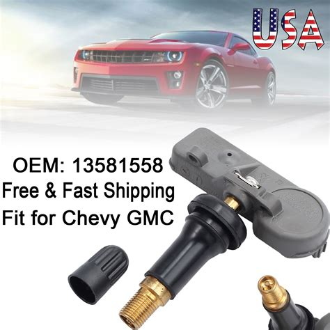 tire pressure monitoring 2001 chevrolet venture transmission control new gm tpms tire pressure monitoring sensor oem 13586335 13581558 for chevrolet ebay