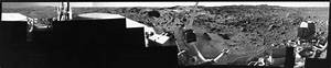 Panoramas from Spirit, Mars Pathfinder and Viking