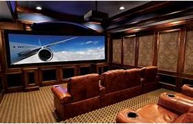 Home Theater Designs by ID Home TheateR On Pinterest Home Theaters Theater And Home Theater Design
