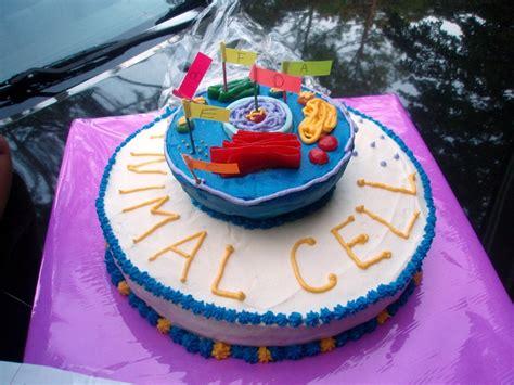 animal cell cake cakecentralcom