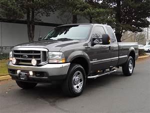 2003 Ford F  4x4    6 0 Diesel    6