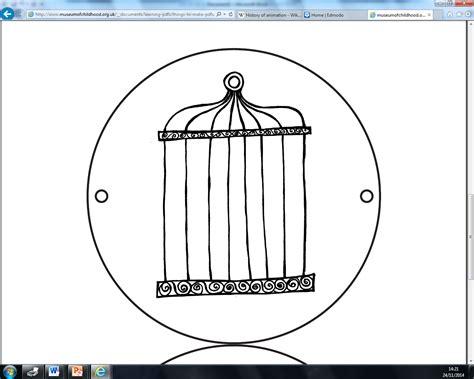 Thaumatrope Template Bird Cage by Thaumatrope Bird Cage Www Imgkid The Image Kid Has It