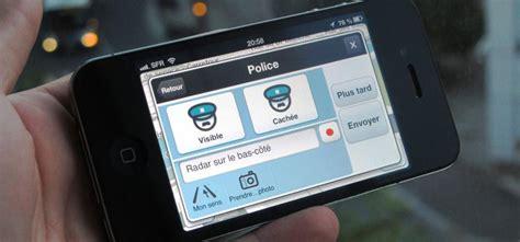 Waze, L'avertisseur De Radars Qui Cartonne Sur Smartphone