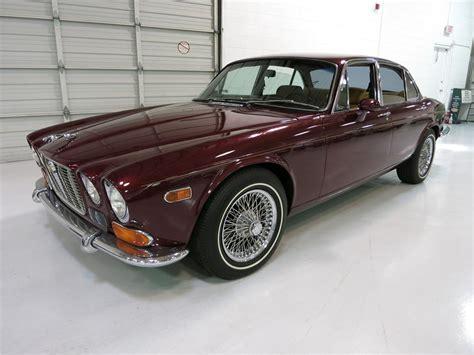jaguar xj  custom  door sedan