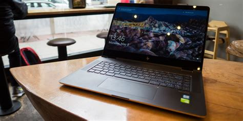 hp spectre x360 15 inch 2017 laptop review reviewed