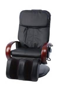 shiatsu chair live